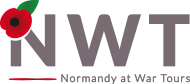 Normandy at War Tours Mobile Logo